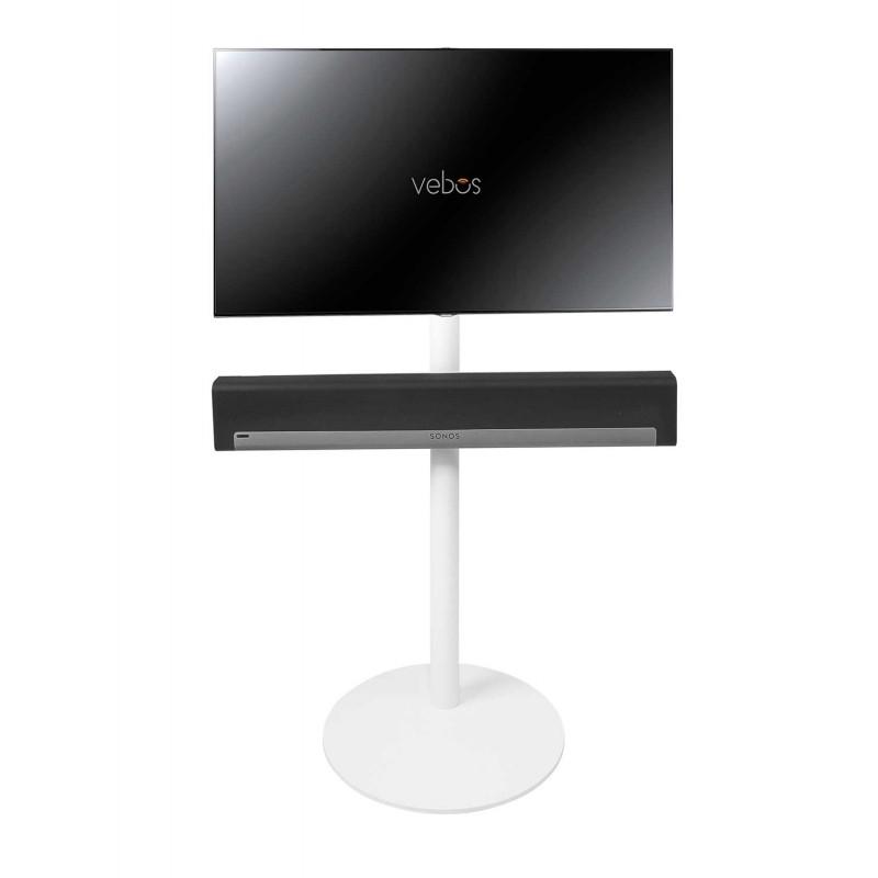 Alle nye Vebos stativ fjernsyn Sonos Playbar hvid AQ-65